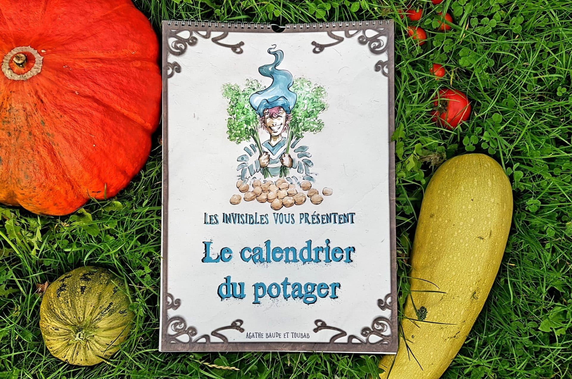 Calendrier du potager