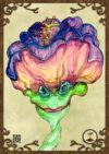 13 carte fleur