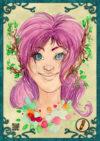 28 carte dame floria