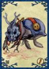 32 carte scarabee