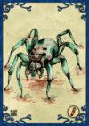 38 carte bonus araignée a